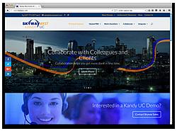 Skyway UC Website